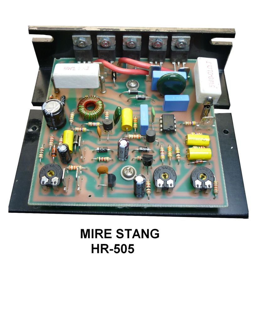 MIRE STANG HR-505