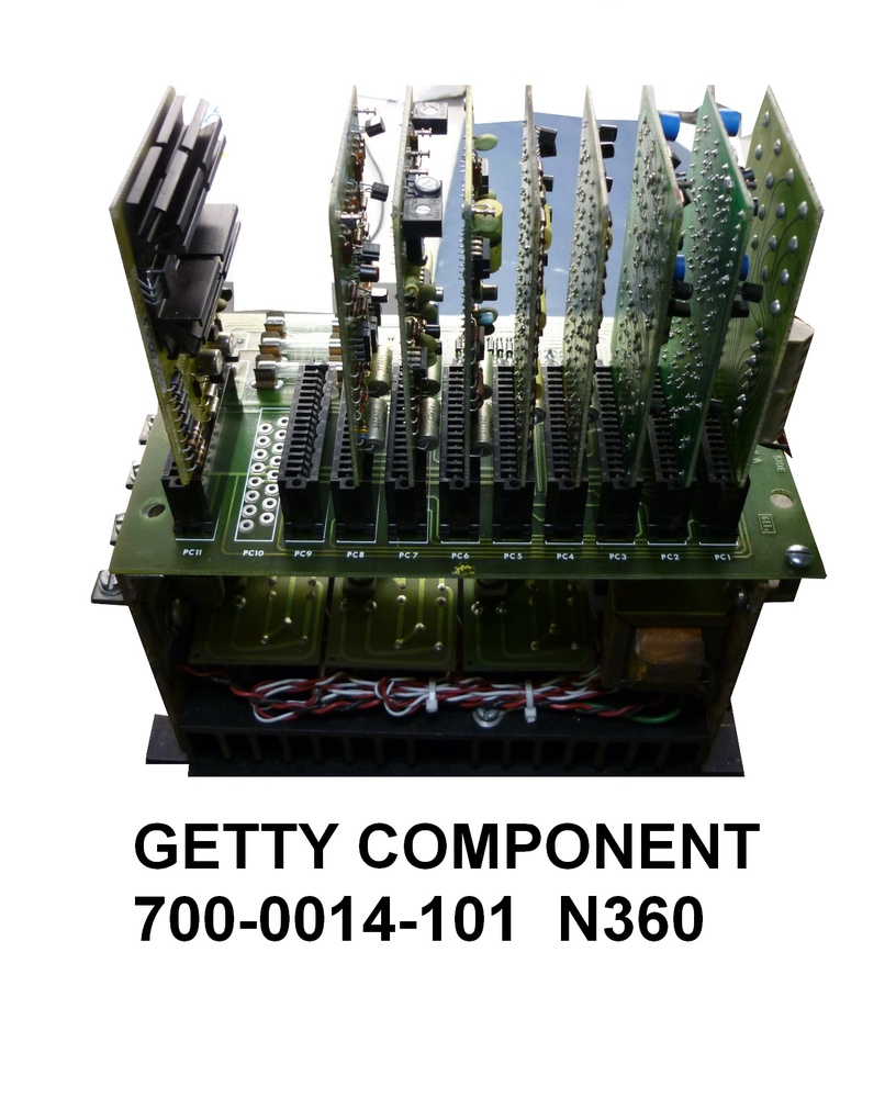 GETTYS COMPONENT N360