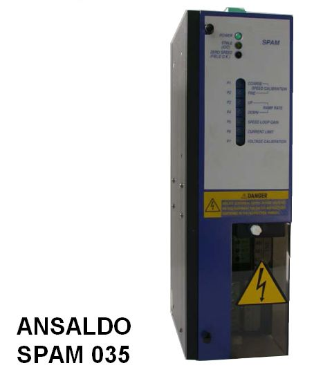 ANSALDO SPAM 035