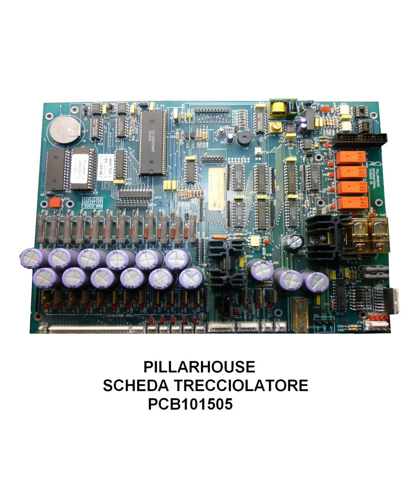 PILLARHOUSE PCB101505