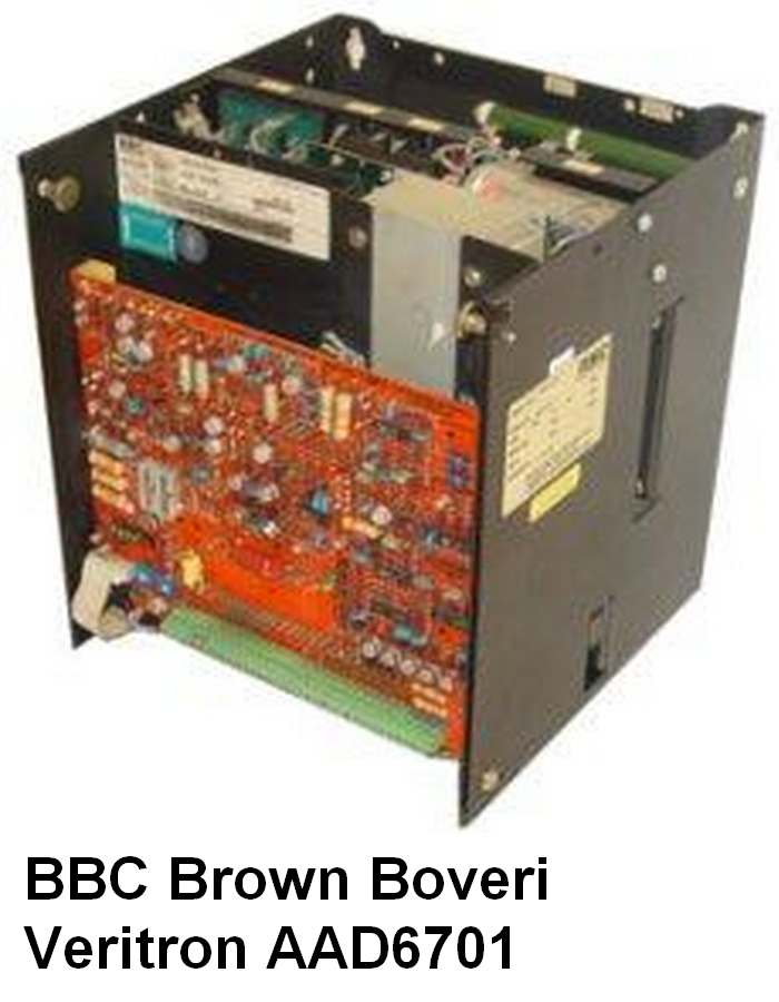 BBC BROWN BOVERI VERITRON AAD67