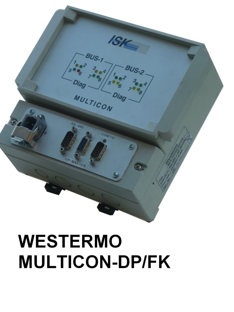 WESTERMO MULTICON-DP FK